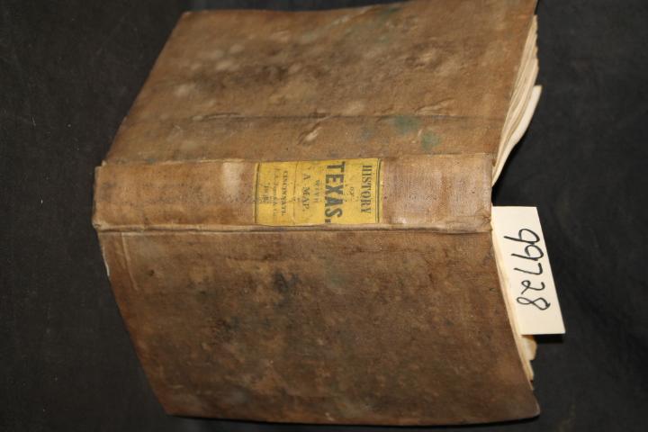 Edward, David B.: The History of Texas; or, the Emigrant\'s, Farm