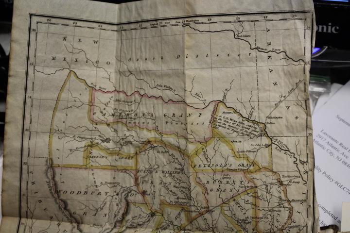 Edward, David B.: The History of Texas; or, the Emigrant's, Farm