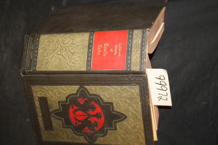Zola, Emile: The Works of Emile Zola