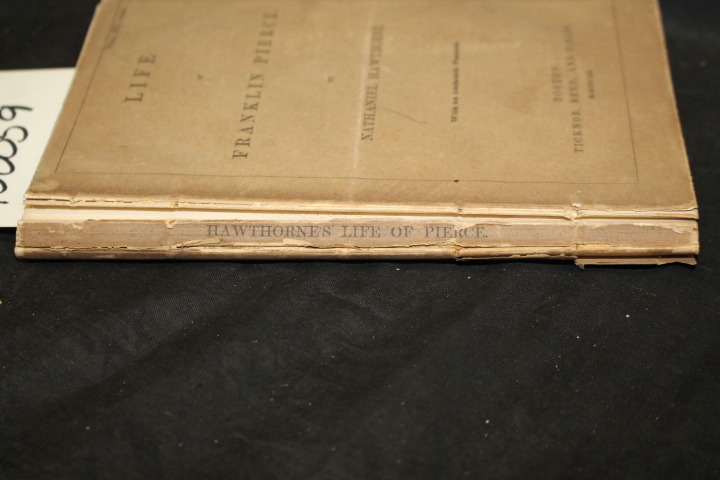 Hawthorne, Nathaniel: Life of Franklin Pierce