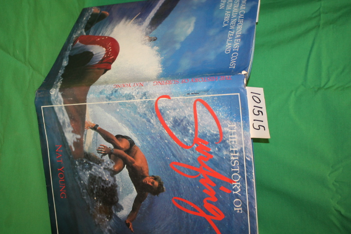 Young, Nate; McGrehor, Craig: The History of Surfing