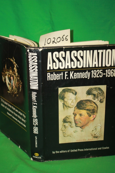 Klagsbrun, Francine; Whitney, David ...: Assassination Robert F.