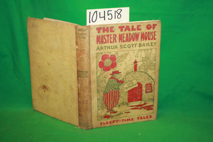 Scott Bailey, Arthur: The Tale of Master Meadow Mouse
