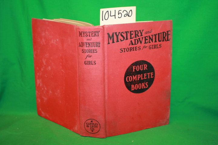 Hollis Barton, May: Mystery and Adventure Stories for Girls