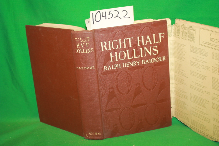 Henry Barbour, Ralph: Right Half Hollins