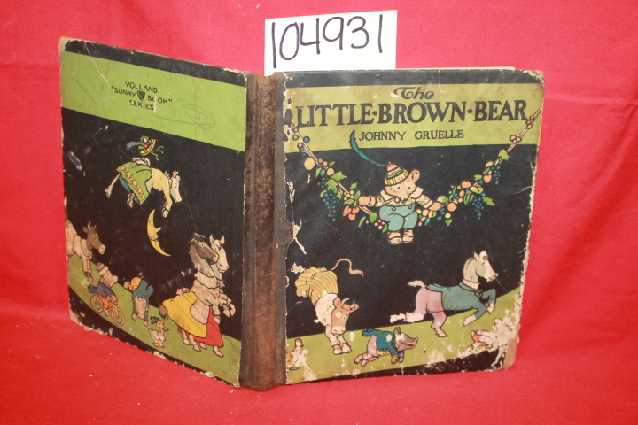 Gruelle, Johnny: The Little Brown Bear