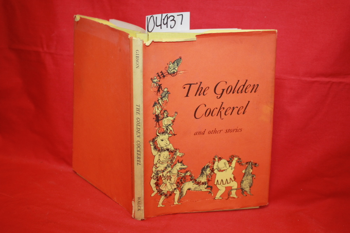 Gibson, Enid: The Golden Cockerel and other stories