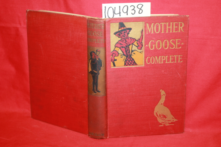 Gannon, W.: Mother Goose's Nursery Rhymes, Tales and Jingles