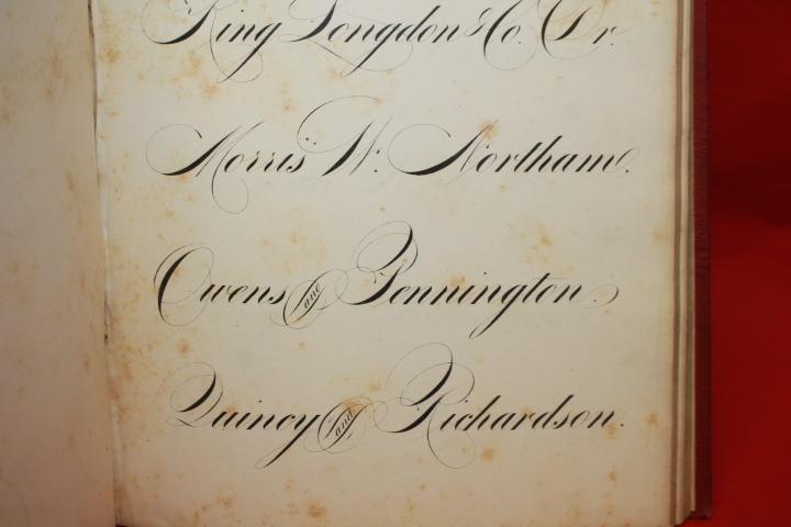 Duncan, J. S.: Gems of Penmanship