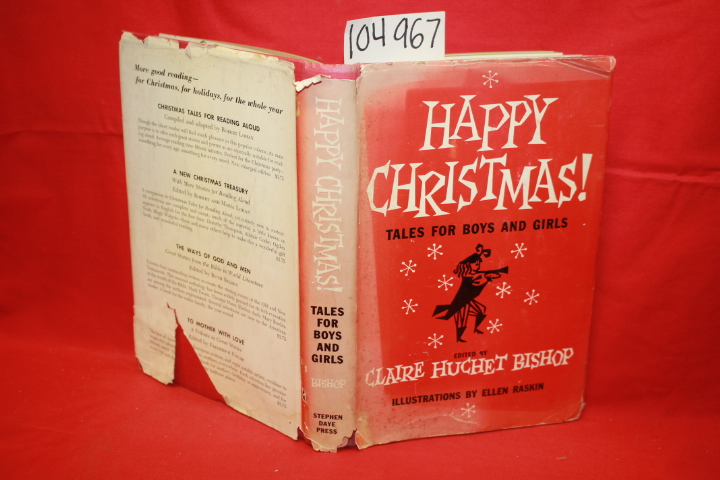 Huchet Bishop, Claire: Happy Christmas! Tales for Boys and Girls