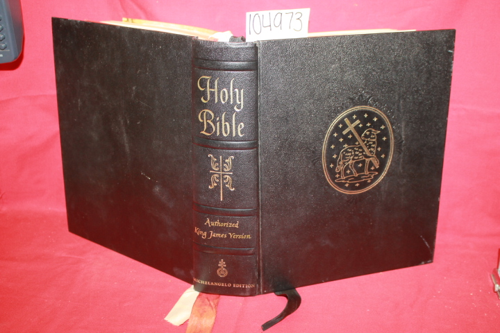 Abradale Press: Holy Bible: Michelangelo Edition, King James Ver