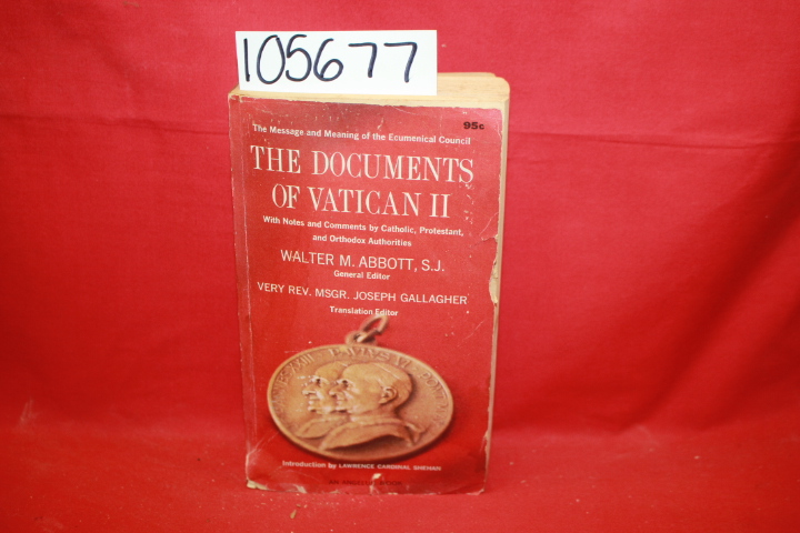 Abbot, Walter, M.: The Documents of Vaitcan II