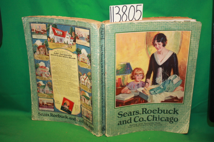 Sears: Sears, Roebuck and Co. Chicago Spring and Summer Catalog 1928